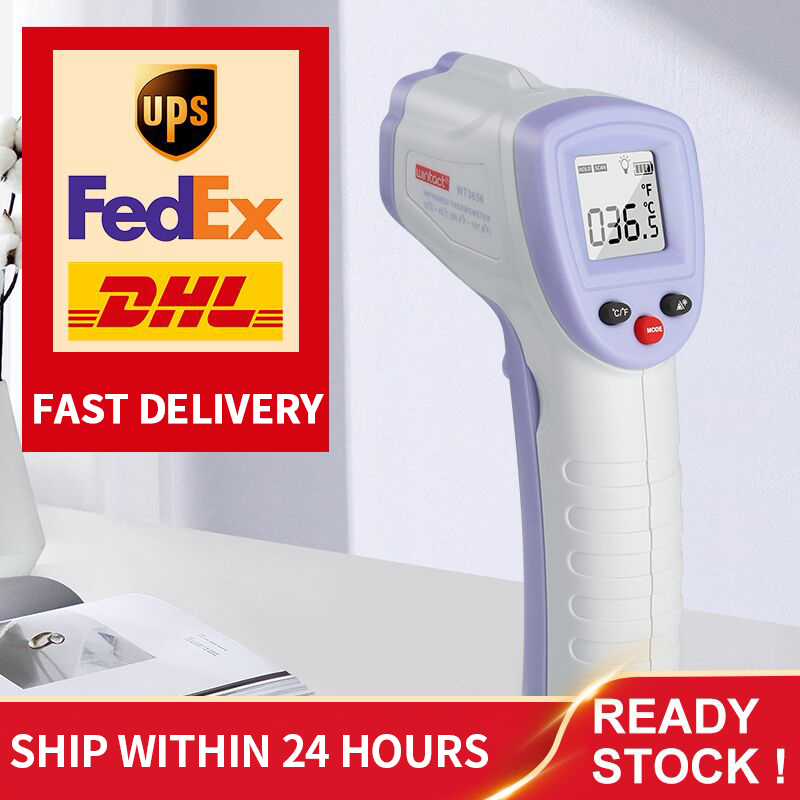 Handheld Non-ContactInfrared Thermometer CE FDA FAST USA SHIPPING