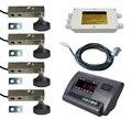 Полный набор аксессуаров для домашнего скота и ветеринарных небольших весов инструмент широкомерный датчик DIY электронные весы
