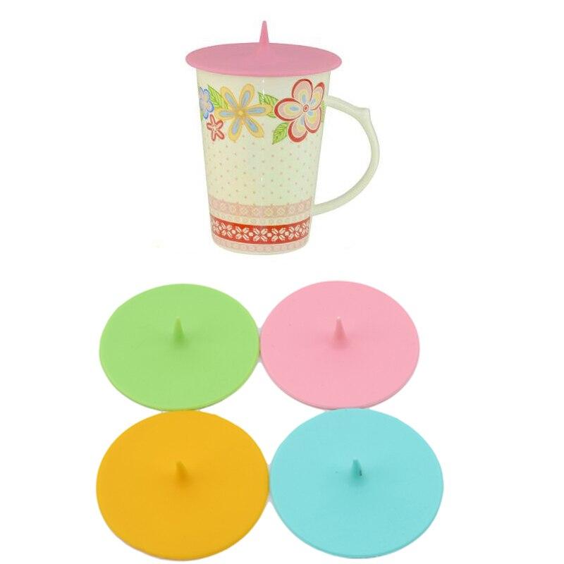 Универсальные креативные каплевидные силиконовые чашки крышка контейнера силиконовая крышка чашки кухонные аксессуары