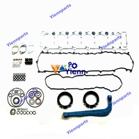 For Isuzu 6HH1 6HH1T Full Gasket Kit With Head Gasket 8 94391 598 0 For Truck 8226cc Diesel Engine Repair Parts