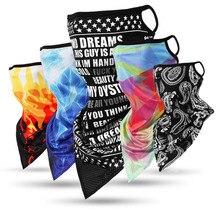 Горячий продавать легкая маска Шарф защита от Солнца открытый езда маски защитные льда шелковой ширмы шарф платок