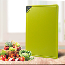 Chopping Block Meat Vegetable HDPP plastic Kitchen Cutting Board Non-slip Frosted Chopping Board Outdoor Camping Cutting Board kitchen plastic cutting board non slip frosted kitchen cutting board vegetable meat tools kitchen accessories chopping board