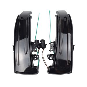 Image 3 - 2pcs For Mercedes Benz A Class W176 2013 2017 A180 A200 A250, A45 LED Blinker Dynamic Turn Signal Light Side Mirror Repeater