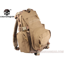 emersongear Emerson Assault Tactical Backpack Yote Hydration Water Proof Military Army Outdoor Sports Bag Hiking Hunting CB