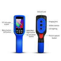 XE 26 XE 27 XE 28 Thermal Imager 2.4 Inch 2.5 Inch Color Screen Handheld Infrared Thermal Detector Temperature Measuring Tool