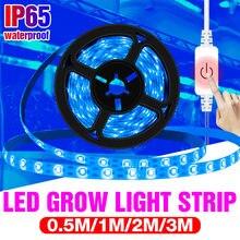Полный спектр 5v светодиодный grow светильник полосы УФ лампы