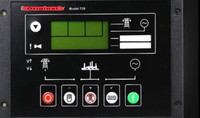 DSE720 veya BC720 kontrol dizel jeneratör seti yüksek kaliteli jeneratör yedek parça