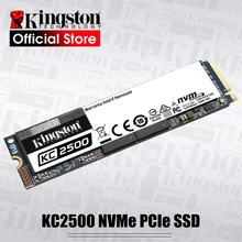 Solid-State-Drive TLC Kingston Ssd KC2500 M2 2280 Nvme Pcie Hard-Disk Internal 2TB M.2 1tb