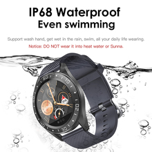 LIGE Smart Watch IP68 Heart Rate Monitor BW 0101