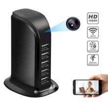 Mini 4K WIFI HD 1080P IP Camera Wireless Security Camera USB
