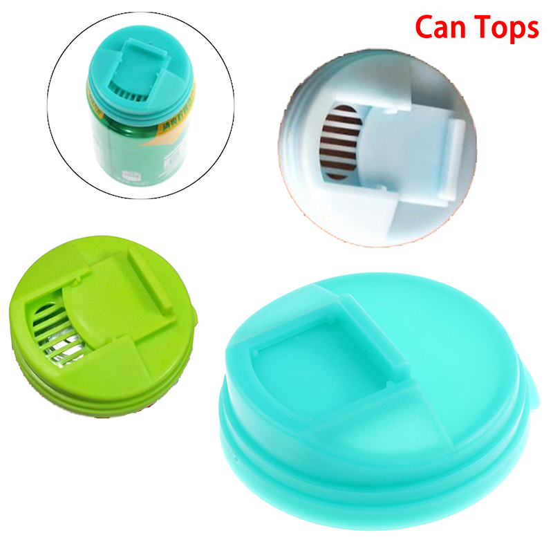 Reusable Soda Saver Beer Beverage Can Cap Top Cover Lid Protector Lid Protector