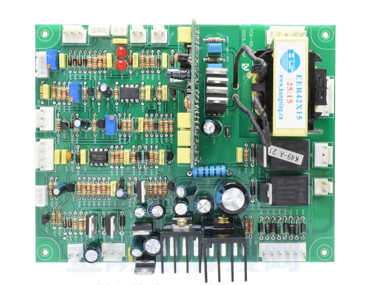 Ev Aletleri'ten Klima Parçaları'de LGK 80 120 Invertör Plazma Kesme Makinası CUT100 Ana Kurulu devre PCB invertör kaynakçı