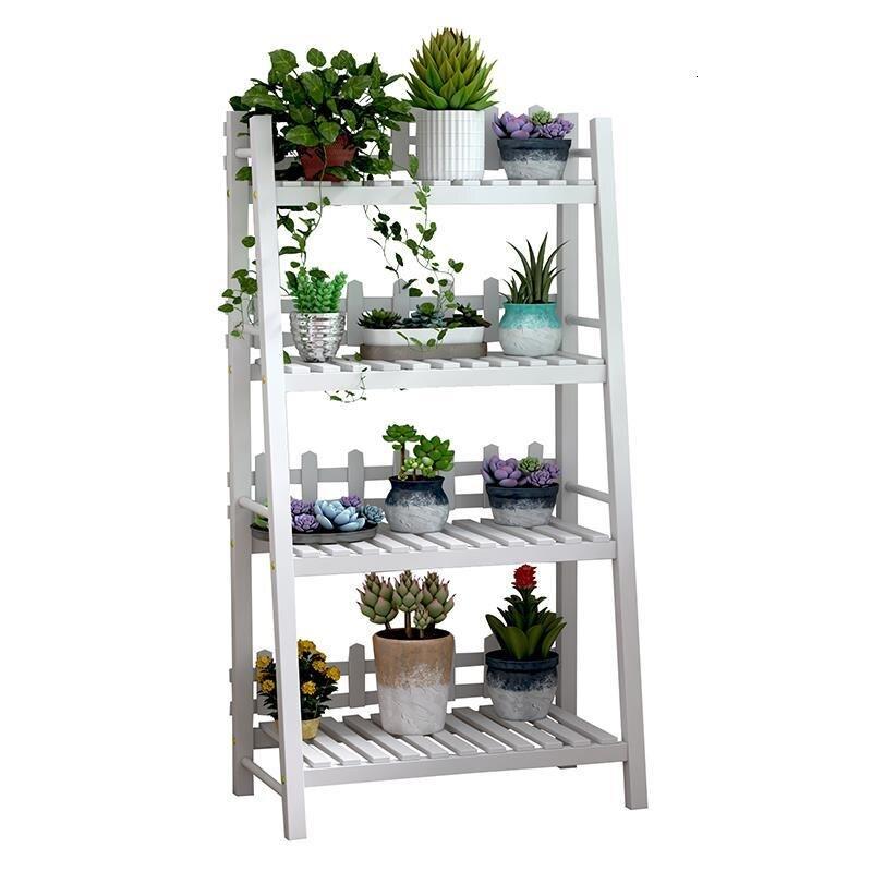 For Balkon Rak Bunga Plantenrekken Stojaki Estante Para Plantas Outdoor Stojak Na Kwiaty Balcony Shelf Plant Rack Flower Stand