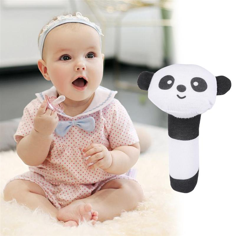 Cartoon Stuffed Animal Toys Baby Soft Hand Rattle Toys Infant Dolls For Newborn Toddlers Soft Appease Towel Baby Toys New 2020