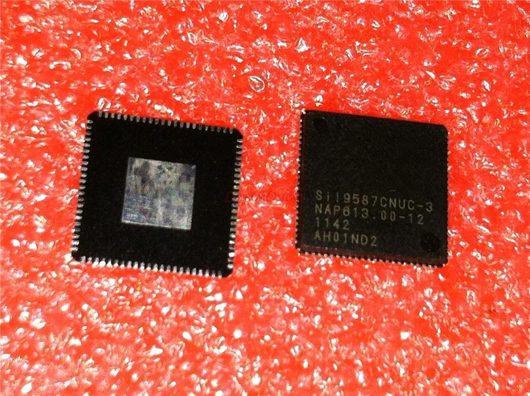 2pcs/lot SII9587CNUC-3 SIL9587CNUC-3 SII9587CNUC SIL9587CNUC SII9587 SIL9587 QFN-88