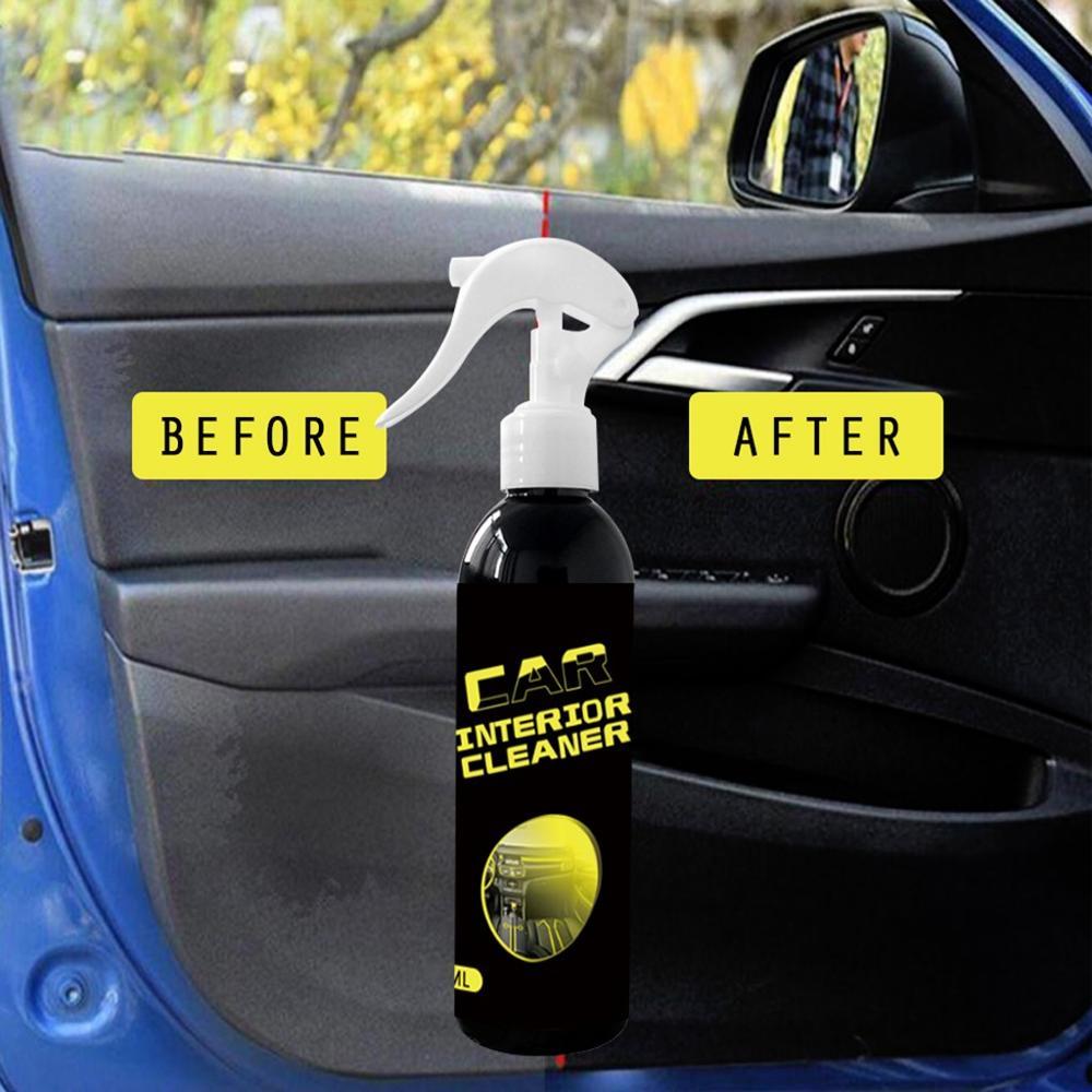 Средство для ухода за кожей покрытие паста power Clean автомобильный салон без краску Очиститель Многофункциональный домашний cCleaning спрей TDH
