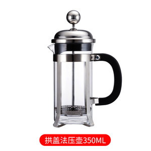 Image 5 - French pressure pot coffee hand brewing pot set home brewing coffee filter appliance milk frother tea maker coffee filter cup