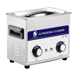 Image 4 - Skymen 3.2L Ultrasonic Cleaner Bath Degas Ultrasound Cleaner Sonic Cleaner Parts Engine Cutters Carb Chain PCB Washing