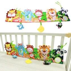 Детская кровать вокруг и ткань книги с животными модель детские прекрасные игрушки для детская кровать YYT504