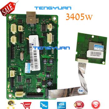JC41-00719A logika płyta główna dla Samsung SCX-3405 SCX-3406W SCX-3405W SCX 3405W 3405 3406W 3406 płyta formatująca W częściach drukarki tanie i dobre opinie TENGYUAN CN (pochodzenie) used 220 v 110 v For Samsung SCX-3405 SCX-3406W SCX-3405W SCX 3405W formatter board used 90 new original