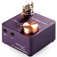 Nobsound Гибридный Amp Мини вакуумный трубчатый усилитель для наушников стерео HiFi предварительный усилитель звука
