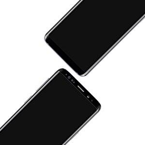 Image 4 - AMOLED לסמסונג גלקסי S9 בתוספת LCD מסך מגע Digitizer עצרת עם מסגרת S9 + S9 LCD G960 G965 החלפה