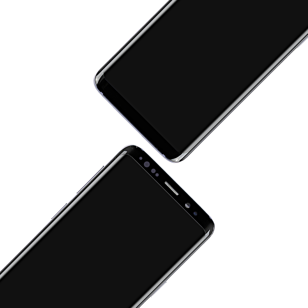 Image 4 - AMOLED for SAMSUNG Galaxy S9 Plus LCD Touch Screen Digitizer Assembly with Frame S9+ S9 LCD G960 G965 Replacement-in Mobile Phone LCD Screens from Cellphones & Telecommunications