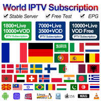 Europe IPTV France Belgium Germany IPTV M3u Subscription Italia Spain Portugal IP TV PK QHDTV Arabic French Sweden Greek IPTV
