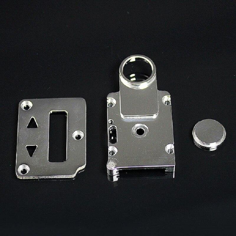 SXK Fire Button + Screen Plate + Button Plate Set For SXK BB 60W /70W Box Mod Kit Vape Accessory