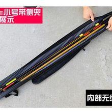 Рыболовная Снасть длиной 130 см, сумка для удочки 1,3 м, специальное предложение, сумка для рыбалки yu gan bao, водонепроницаемая Жесткая Сумка