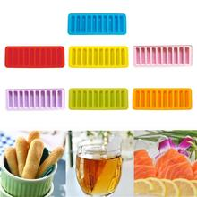 Silicone Ice Tray Summer Artifact Silicone Cube Tray Pudding For Water Maker Fits Kitchen Ice Mold Bottle Tool Mold Bar Cre U3T7