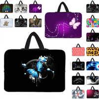 Funda Portatil 15.6 Bolsa Neoprene 10 12 13 14 15 17 Laptop Carry Bag Case For Huawei Sony Vaio HP Envy 14 Chuwi LapBook Macbook