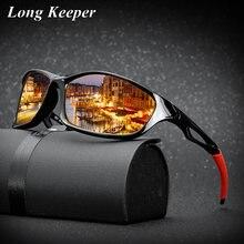 Солнцезащитные очки longkeeper uv400 Мужские поляризационные