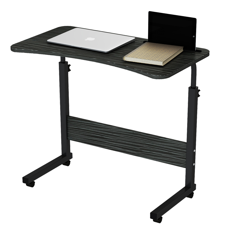 Portable Computer Table Bedside Table Dormitory Student Desk On Bed Easy Lifting Lazy Notebook Folding Table