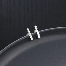 Sterling Silver Earrings For Women Mini Small Hoop Ear Bone Buckle Round Circle 8mm-20mm aretes