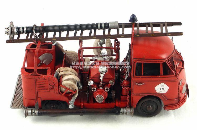 Caminhão para Antiquários Artesanato