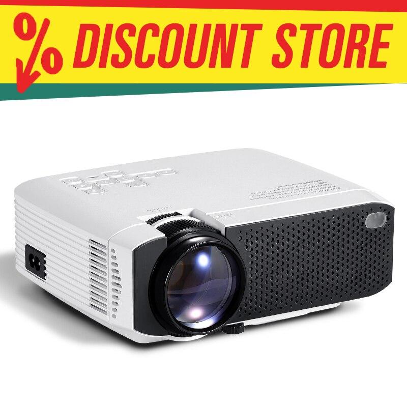 AUN mini projetor D50s  1280x720P/800x480P  suporte android wifi projetor 4k (x96q)   home theater full hd 1080p 3d   mini projetor portátil-0