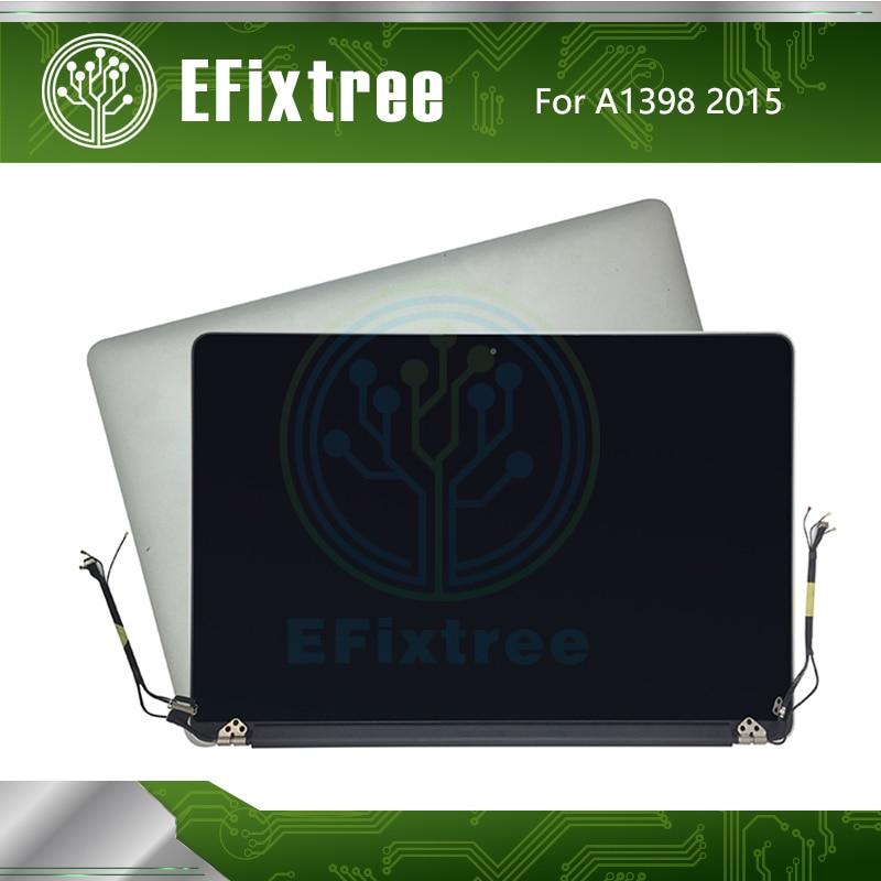 661-02532 montaje completo de pantalla LCD A1398 para Macbook Retina 15 ''MEDIADOS DE 2015 Año A1398 pantalla EMC 2909 2910