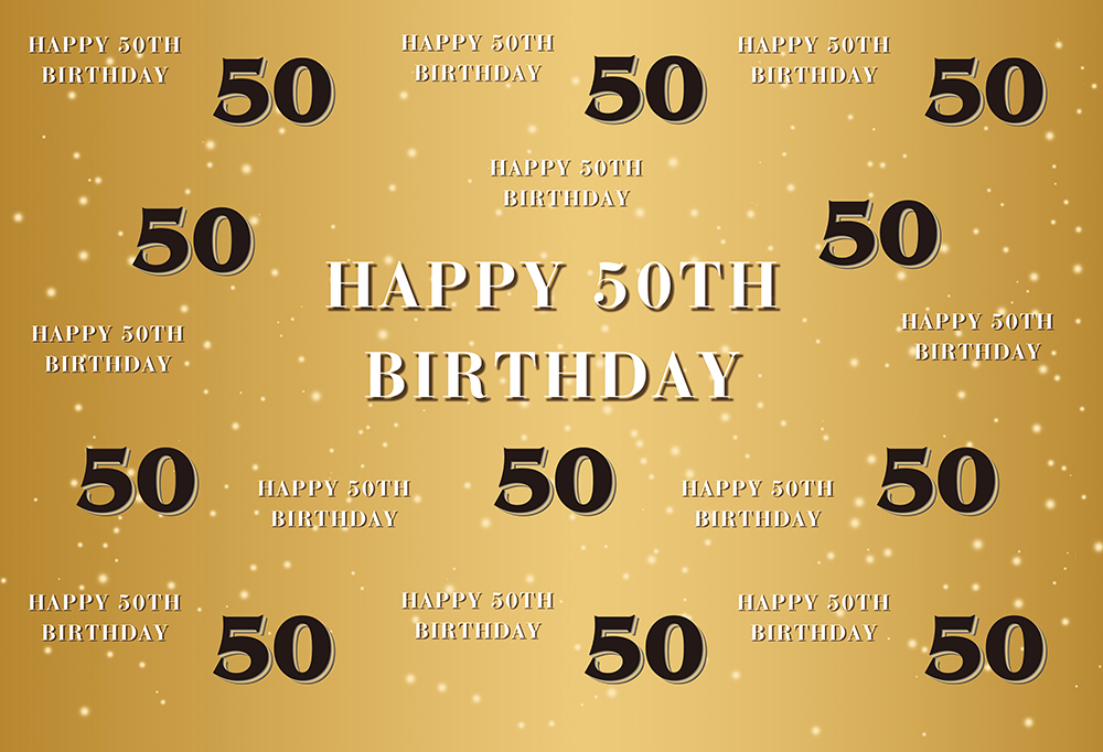 50 years old