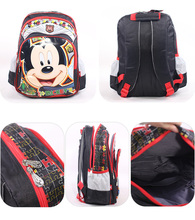 Disney Children School Bags Girls Kids Satchel Primary school backpack Mickey Mouse Backpacks schoolbag kids Mochila Infantil