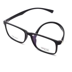 Image 5 - Vazrobe большие очки, оправа для мужчин и женщин 155 мм, широкие стекла, мужские очки по рецепту, выпускные линзы, большие TR90