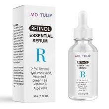 MO TULIP Retinol 2.5% Vitamin C / A Facial Anti Wrinkle Serum Remove Dark Spots