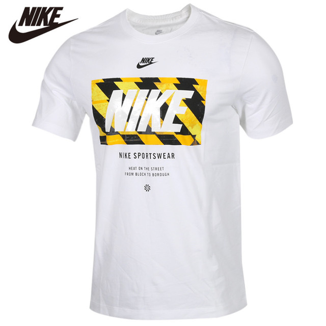 Original NIKE AS M NSW TEE TABLE HBR 15 T-Shirt Soft Shirts Short Sleeve