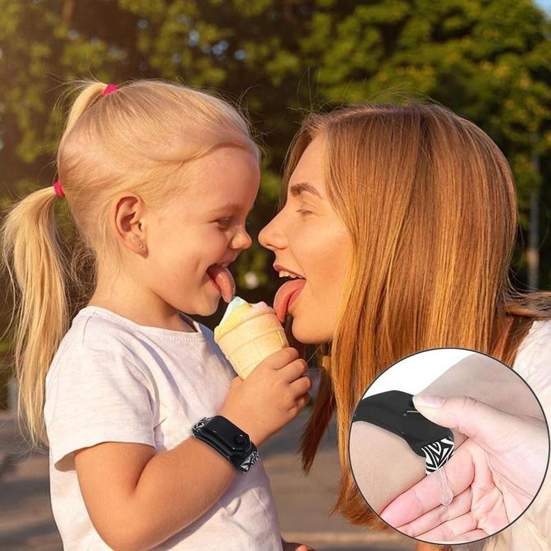 Multi-combination Silicone Hand Sanitizer Dispenser Wrist Sanitizer Silicone Sanitizer Hand Hand Disposable Strap Strap Bra R1S5