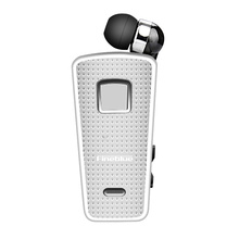 Bbzeal F970 Portable Wireless Micro USB Bluetooth neck clip telescopic type business Sport stereo Earphone Vibration