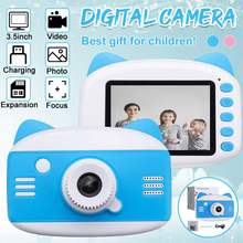 3.5 inch HD 1080P Kids Camera Cartoon Children Digital Photo