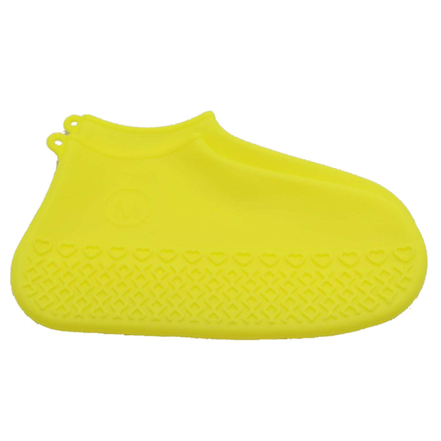Silicone Overshoes Rain Waterproof Shoe Covers Boot Cover Protector Recyclabl✔GB
