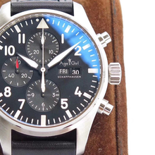 Luxury Brand New Men Automatic Mechanical Pilots Watch Stain