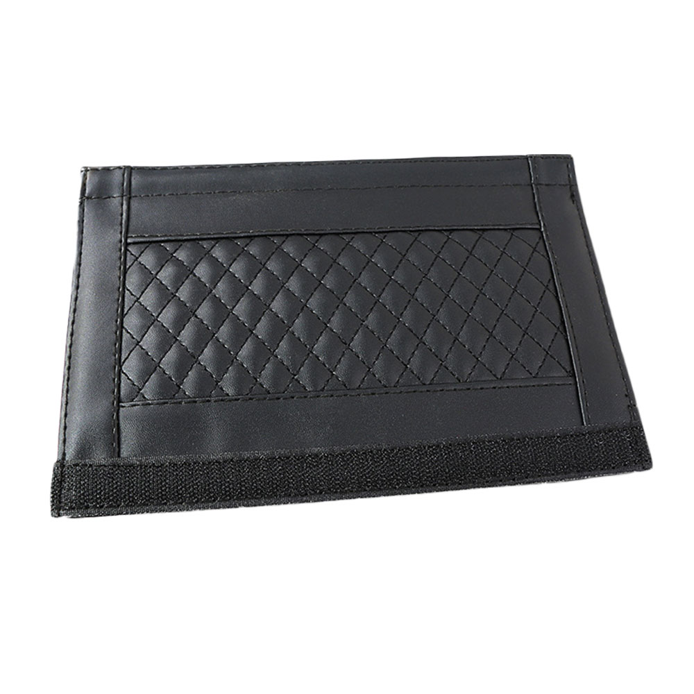 Coach Drivers Genuine Black Leather Wallet License Holder Professional Truck