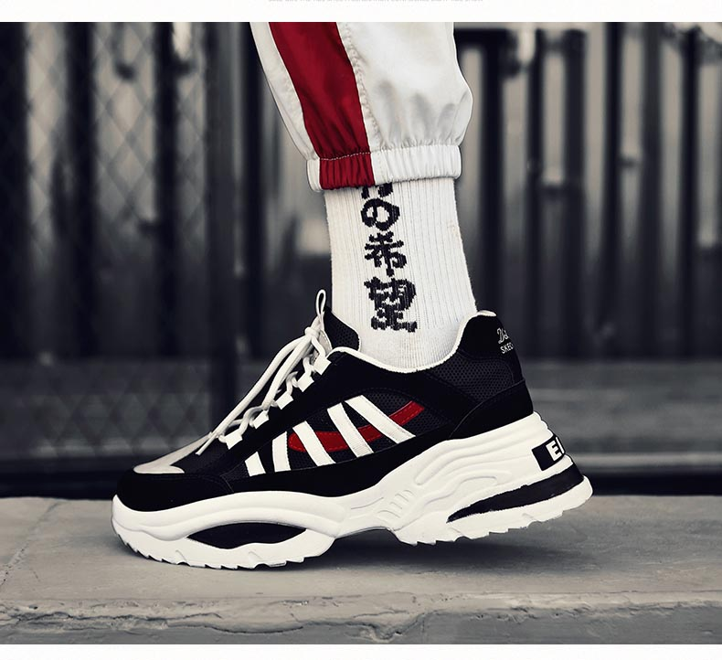 Hf7070be506a347e4bd364be228e3c141i Sooneeya Four Seasons Youth Fashion Trend Shoes Men Casual Ins Hot Sell Sneakers Men New Colorful Dad Shoes Male Big Size 35-46
